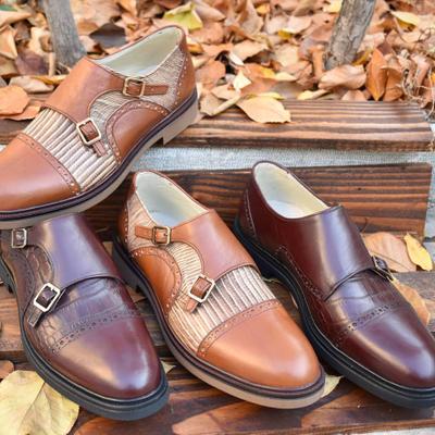 کفش مردانه طرح ترک