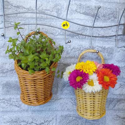 گلدان آویز