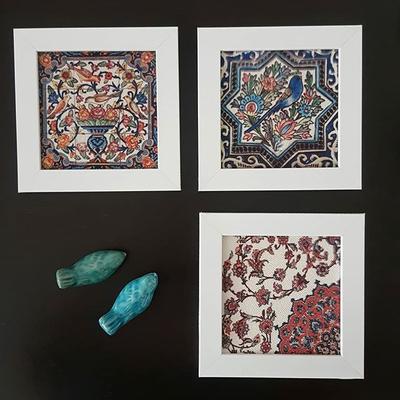 قاب های تزیینی سنتی ایرانی