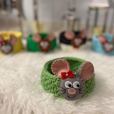 سبد طرح موش