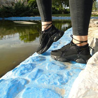 کفش استرج پولکی