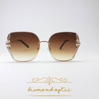 عینک فرم فلزی سوارسکی