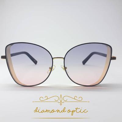 عینک پروانه ای چند رنگ جیمی چو