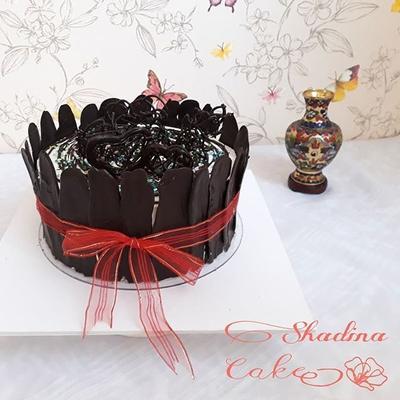 کیک های شکلاتی