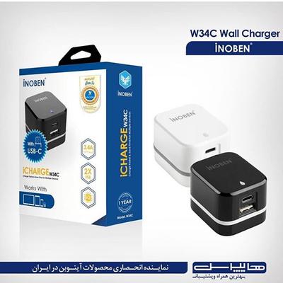 شارژر دیواری آینوبن مدل W34C