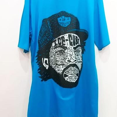 تی شرت چهره هنرمند مشهور