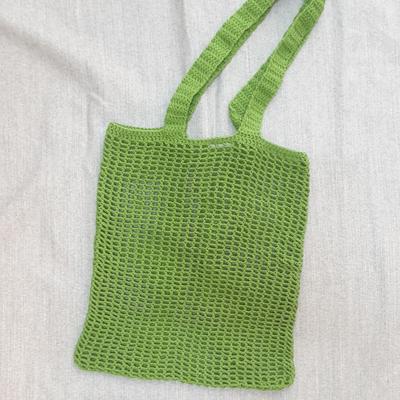 کیف توری دسته دار یاسمین