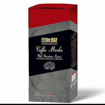 کافه موکا گانودرما