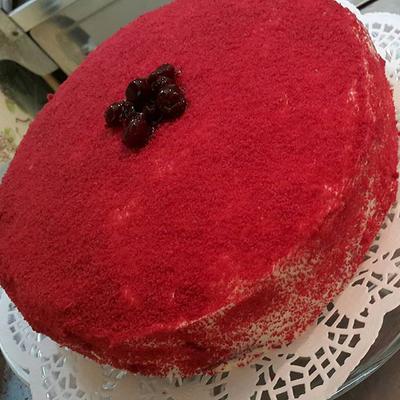 کیک ردولوت