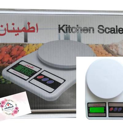 ترازوی آشپزخانه