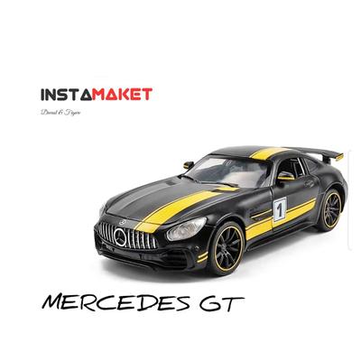▪️ماکت بنز جی تی MERCEDES AMG GT