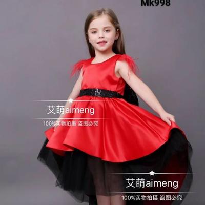 لباس مجلسی دخترانه پاپیون دار
