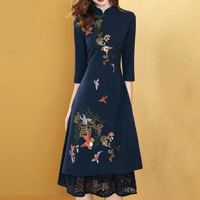 لباس گلدوزی