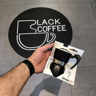 قهوه جوش (GAT) ایتالیا مدل فشن 3 کاپ