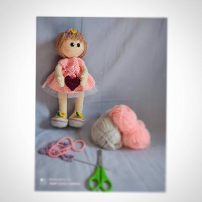 عروسک جدیدم