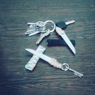 چاقو جاسوییچی نجات ۲