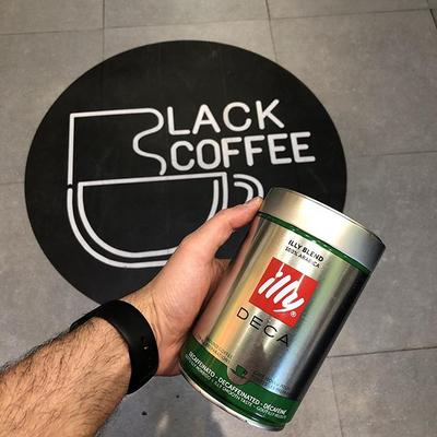 قهوه ایلی مخصوص اسپرسو دکافیین 250 گرمی