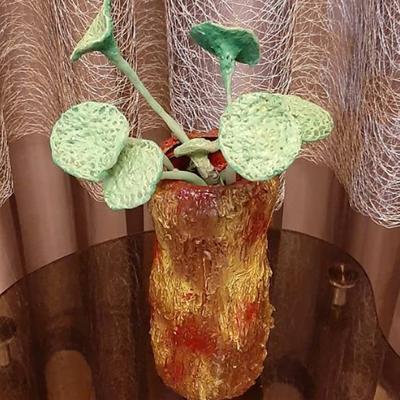 گلدان پسته دریایی