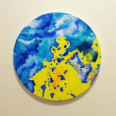نقاشی دایره