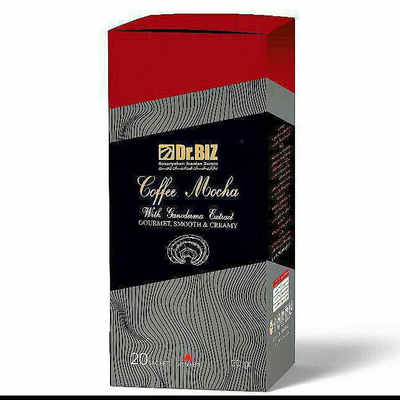 قهوه موکا گانودرما