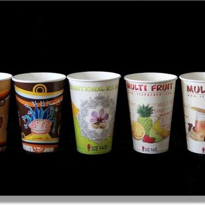 لیوان یکبار مصرف کاغذی 350