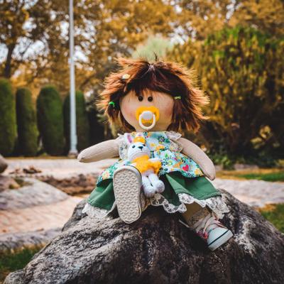 عروسگ دستساز مایسا
