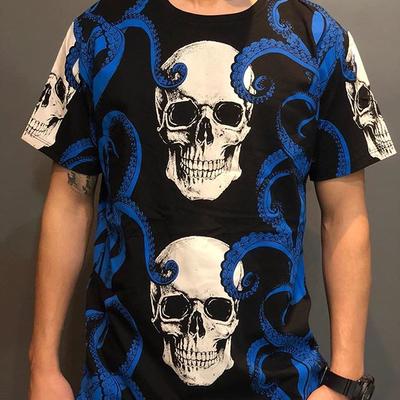 تی شرت طرح جم جمه