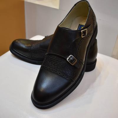 کفش مردانه کلاسیک مدل ترک تمام چرم