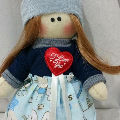 عروسک روسی پارچه ای