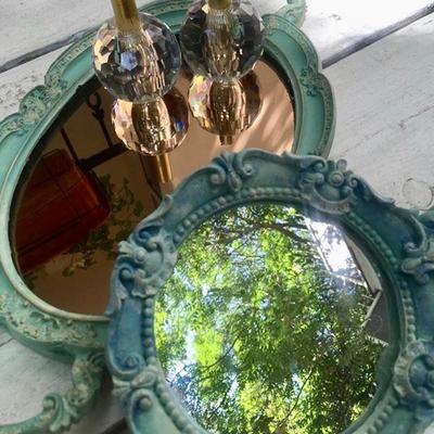 💚 زندگی مانند یک آینه است