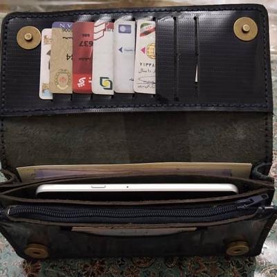 کیف پول و مدارک مردانه