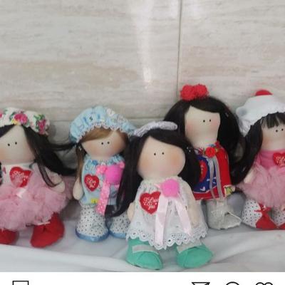 عروسک های روسی 20 سانتی