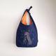 کیف گره ای دختر گل نارنجی آرنگ و یاسمین
