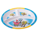 ظرف غذا کودک گردطرح باب اسفنجی کد 596