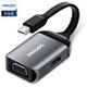 مبدل مینی دیسپلی به HDMI و VGA فیلیپس