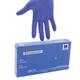 دستکش نیتریل آبی مای گلاو 100عددی مدیوم