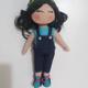 عروسک 30 سانتی زیبا ویژه ولنتاین