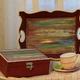 کد14 و 15: سینی و جعبه چای