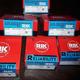 رینگ موتور استاندارد پراید RiK