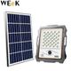 پرژکتور خورشیدی۱۰۰ و ۱۵۰ وات با قابلیت