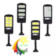 چراغ های خورشیدی خیابانی و معابر