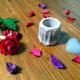 گلدان مینیمال لوتوس