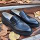 کفش بی بند مجلسی طرح سه بعدی