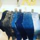 انواع شلوار جین ترک در رنگ بندی متنوع د