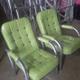 صندلی اداری لمسه سبز