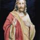 معرق برجسته مسیح