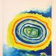 نقاشی ابسترکت رنگ روغن