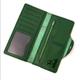 کیف پول کتی مدل برگ سبز
