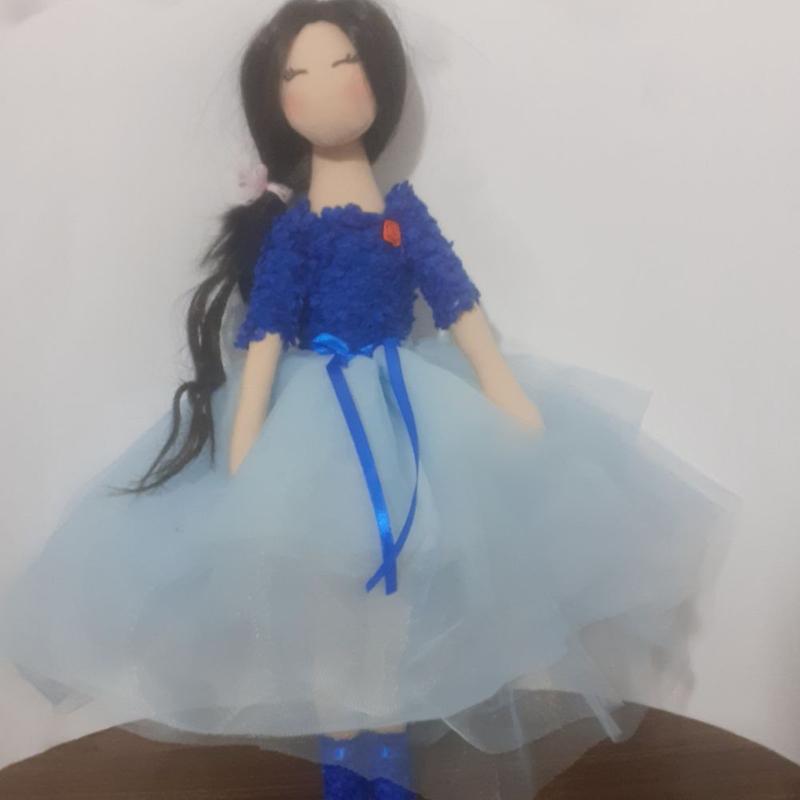 عروسک تیلدای روسی 45 سانتی