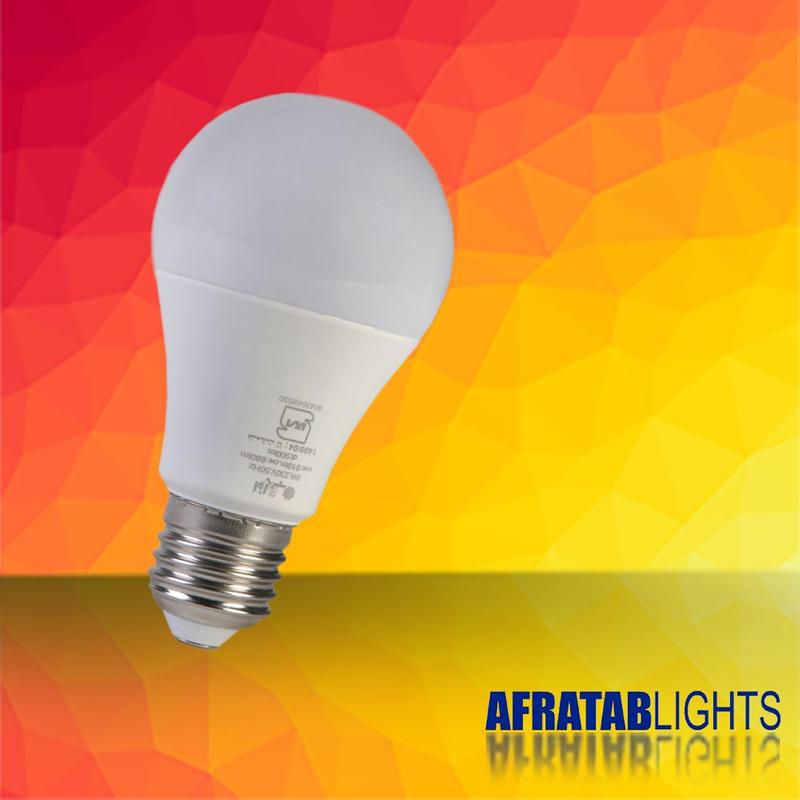 لامپLEDوات9 افراتاب سفید